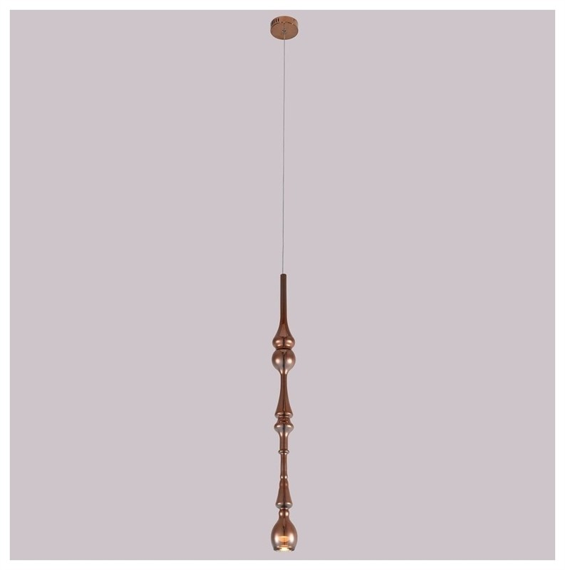 Crystal lux ЛюстраLux sp1 d copper
