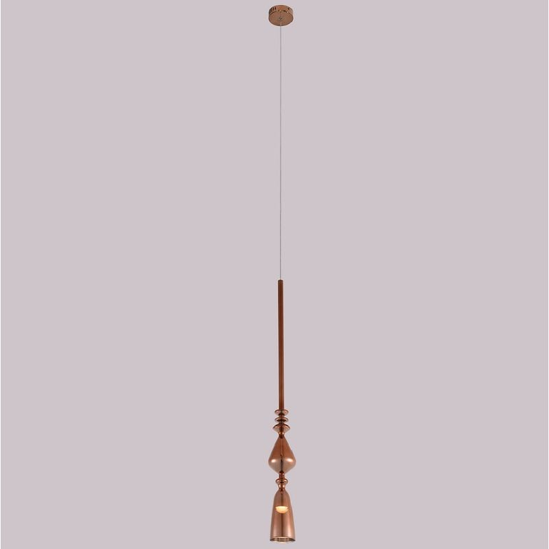 Crystal lux Люстра Lux sp1 b copper